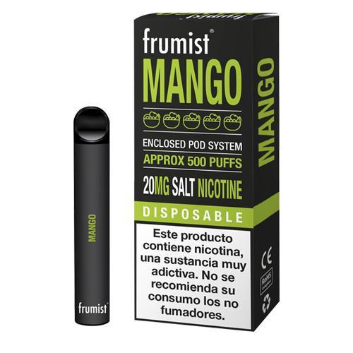 Frumist Disposable Device Mango 20mg