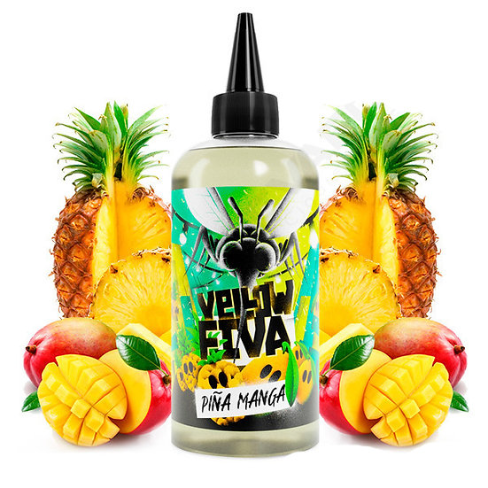 Yellow Fiva - Pina Manga 200ml Shortfill