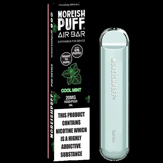 Moreish Puff Air Bar - Cool Mint 20mg