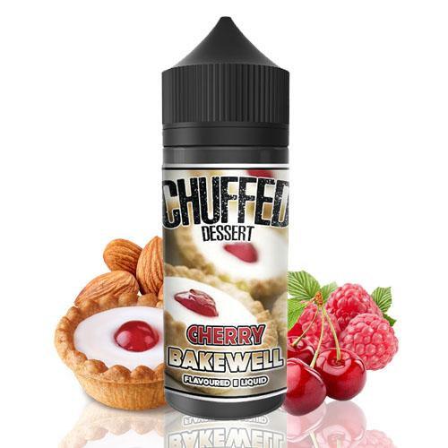 Chuffed - Cherry Bakewell 100ml Shortfill