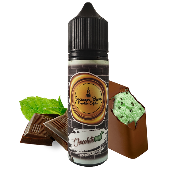Socksey's Blend - Chocolate Mint 40ml Shortfill