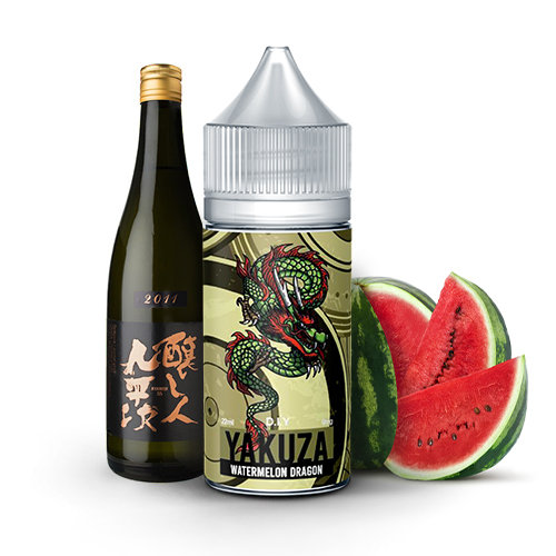 Yakuza - Watermelon Dragon 30ml Concentrate