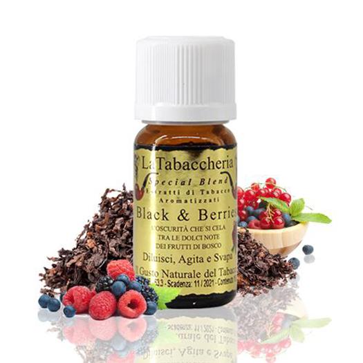 La Tabaccheria - Special Blend Black & Berries 10ml Concentrate