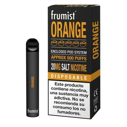 Frumist Disposable Device Orange 20mg