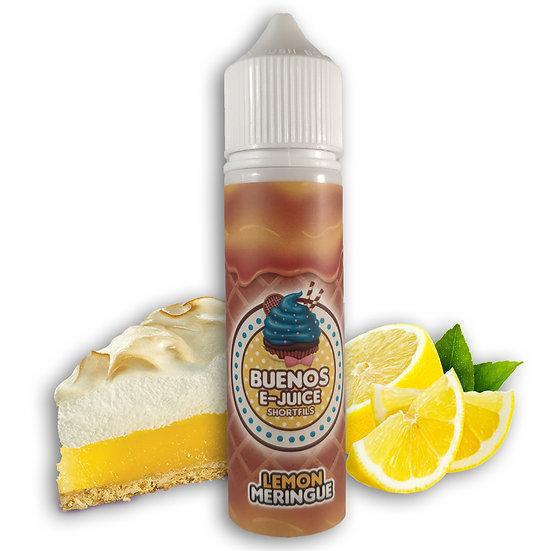 Buenos - Lemon Meringue 50ml Shortfill