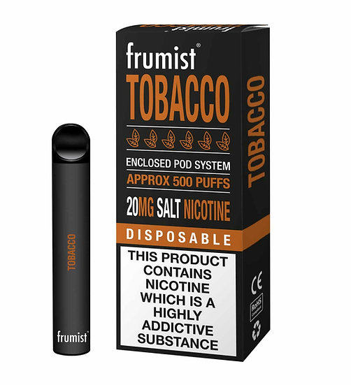 Frumist Disposable Device Tobacco 20mg