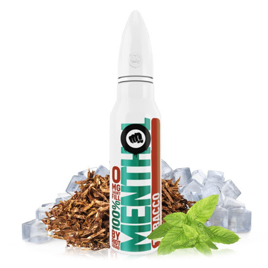 Riot Squad - 100% Menthol Tobacco 50ml Shortfill