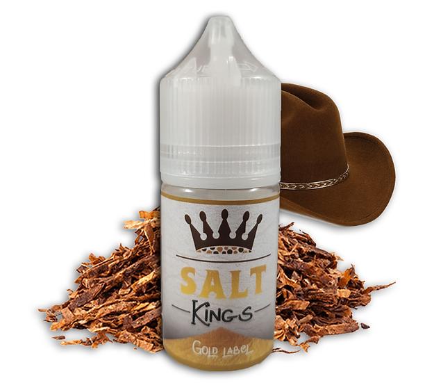 Salt Kings - Gold Label 20ml Shortfill