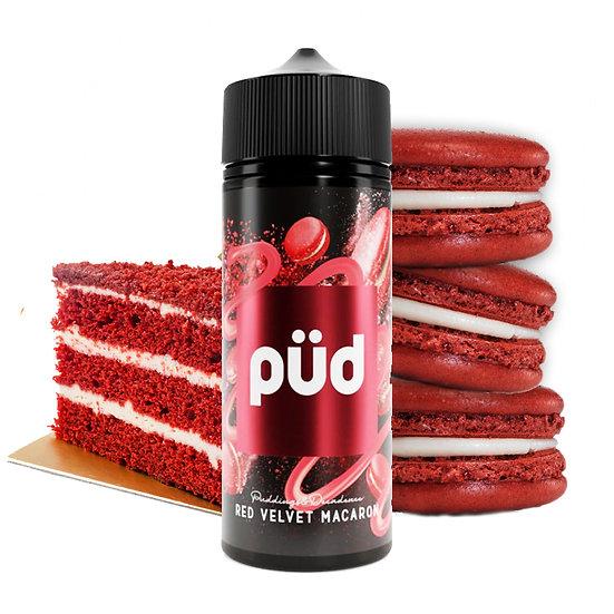 PÜD - Red Velvet Macaron 100ml Shortfill
