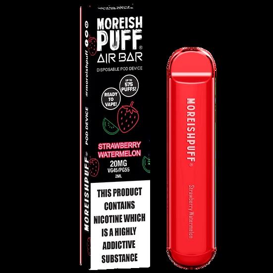 Moreish Puff Air Bar - Strawberry Watermelon 20mg