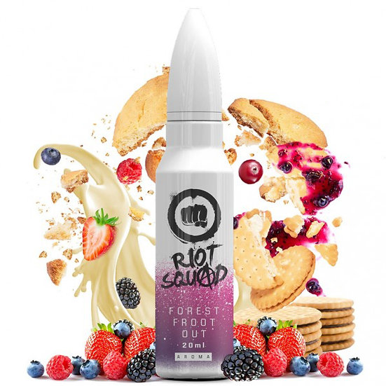 Riot Squad - Forest Froot Out 30ml Concentrate