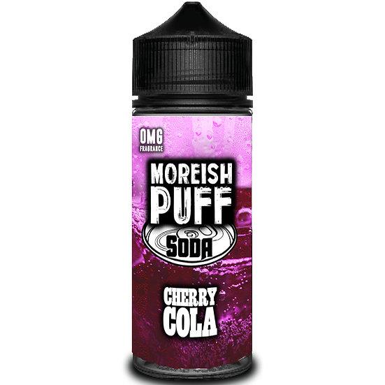 Moreish Puff - Soda Cherry Cola 100ml Shortfill