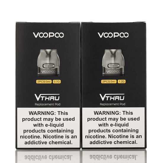 V.Thru Replacement XL pods By Voopoo