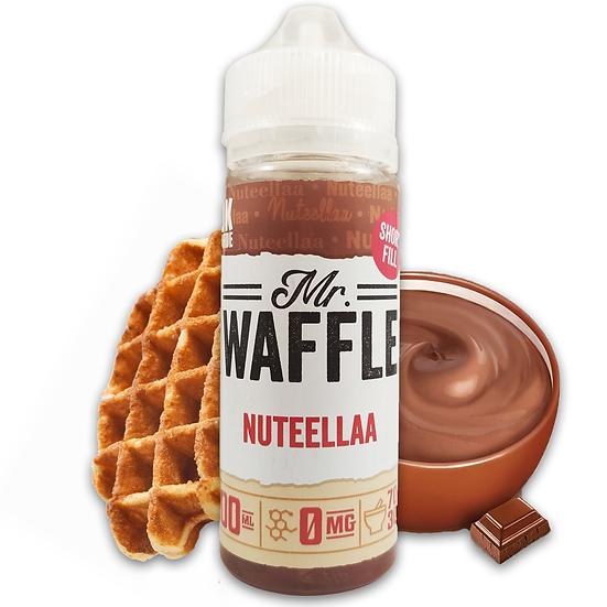 Mr. Waffle - Nuteellaa 100ml Shortfill