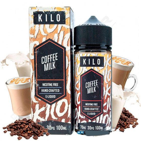 Kilo - Coffee Milk 100ml Shortfill