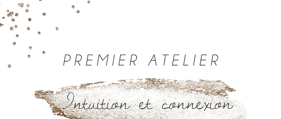 Atelier Light You Up - Intuition & Connexion