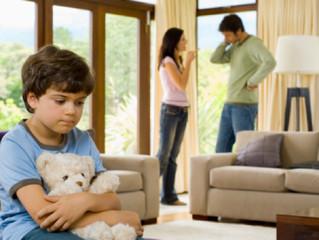 Ребенок и развод: что переживают дети
