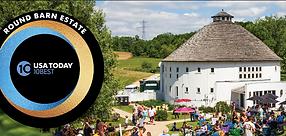 Round Barn Winery  Baroda, MI