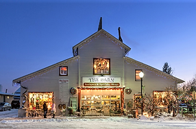 The Barn Antiques & Specialty Shops