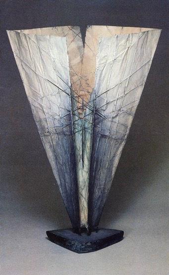 paper / wire vessel