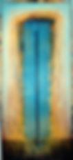 passage, mixed-mediaacrylic painting