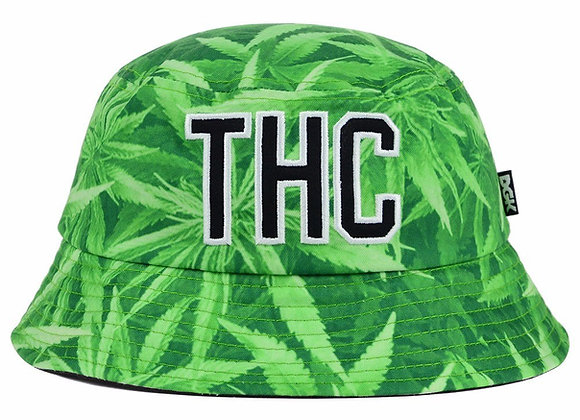DGK the men'sbucket hat pot leafs flex gorro