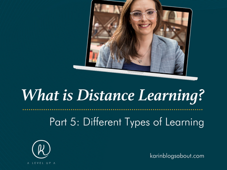 Different Types of Learning