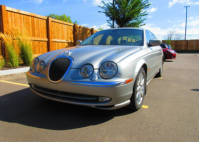 200 Jaguar S Type