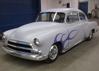 1952 Chevy Hot Rod