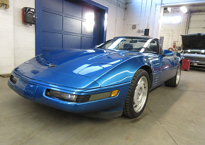 1991 Corvette Convertible