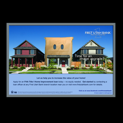 Ad Design - First Utah Bank