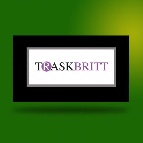 Logo Design - TraskBritt, Inc.