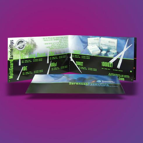 Brochure Design - Sorenson BioScience Inc.