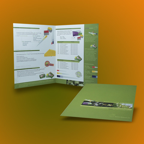 Brochure Design - Sorenson BioScience, Inc.