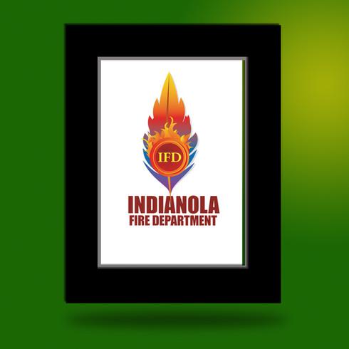 Logo Design - Indianola Fire Department