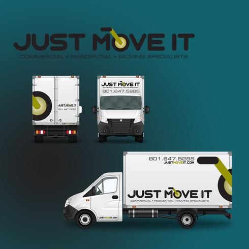 Logo Design - Just Move It