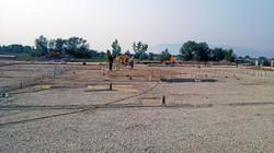 Westfield Gravel Floor Prep