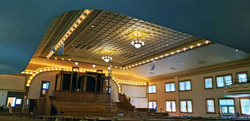 Tabernacle Corner Angle