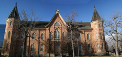 Provo Tabernacle Long Side