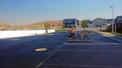 Oquirrh Mtn Parking Lines
