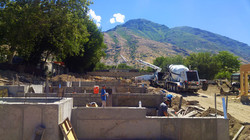 Spring Creek New Section Foundations