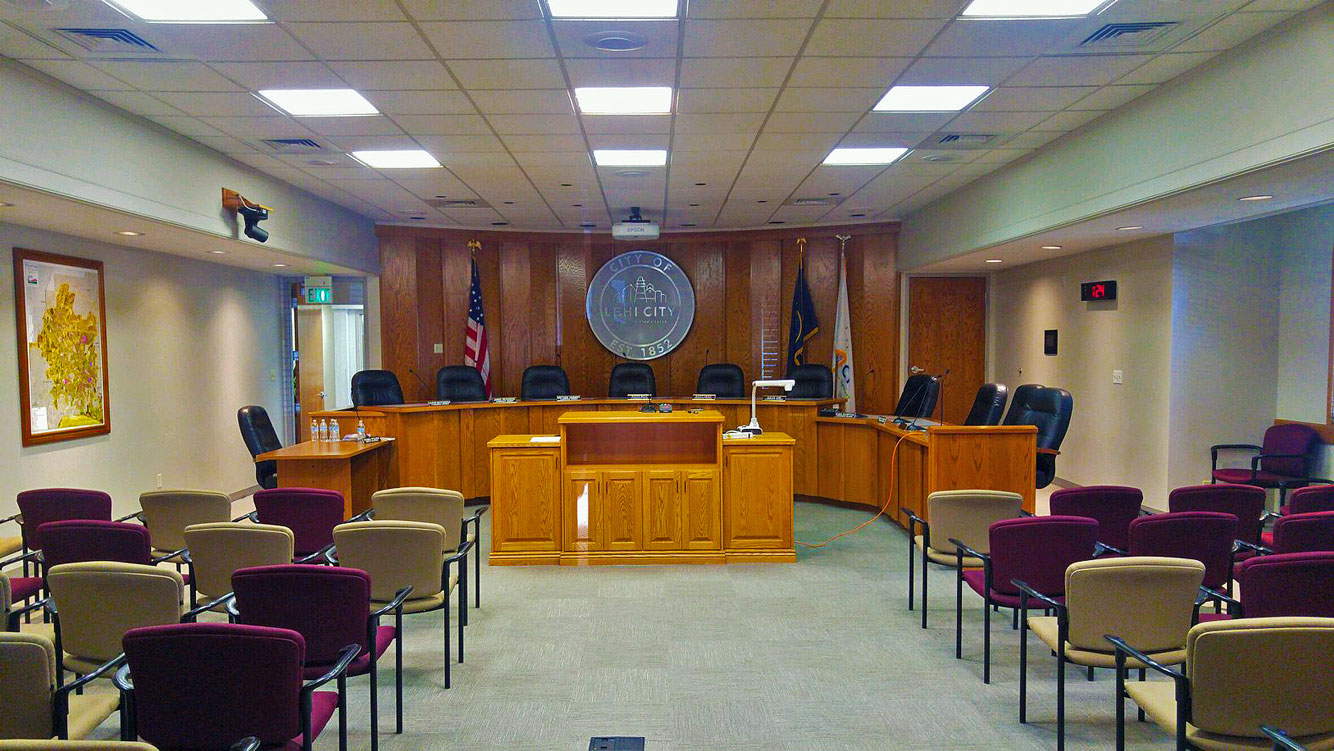 Lehi City Council