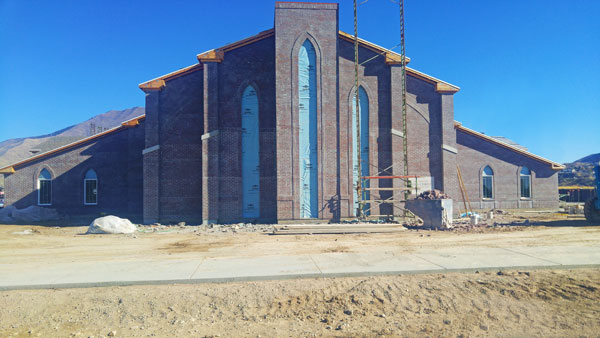 Canyon Ridge Brick Work