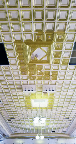 Tabernacle Ceiling