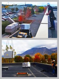 Canopy Rooftop HVAC Units