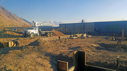 Provo Xport Footings & Foundation