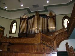 Provo Tabernacle Organ
