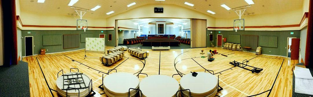 Cultural Hall Panorama