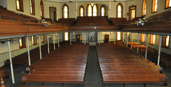 Inside Provo Tabernacle