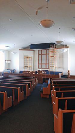 Willow Park Chapel & Screen